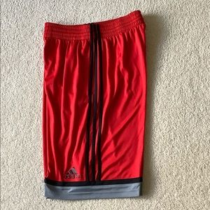 Men's Adidas Athletic Basketball Shorts 🏀